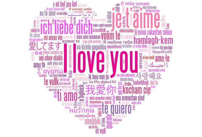 when can you say i love you