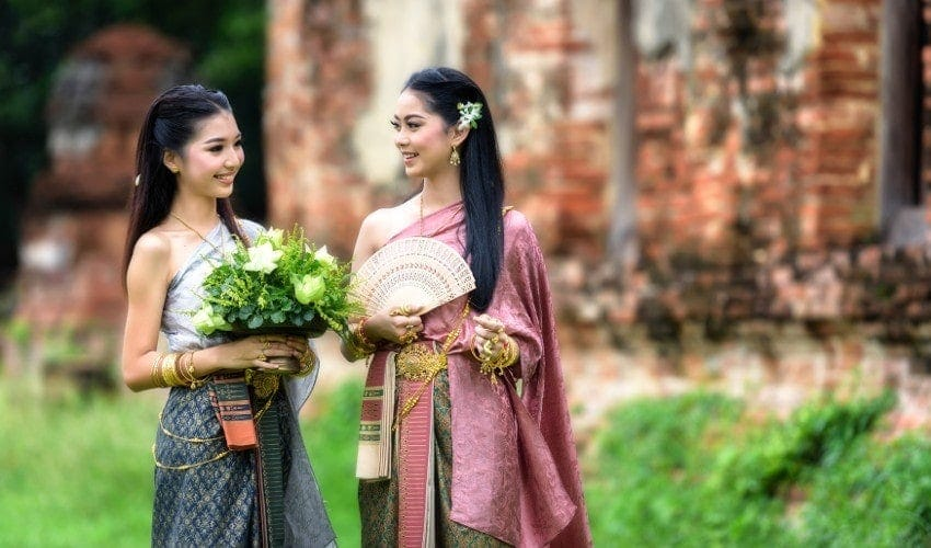 What makes Thai women so special